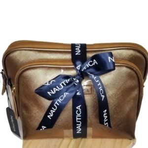 Nautica travel cosmetic cases New with tags